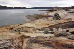 Marker, Qaqortoq, Greenland