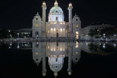 St. Charles Church, Vienna, Austria