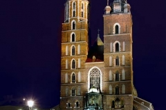 St. Mary's Church, Krakow Poland
