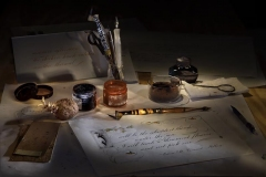 The Penman's Desk